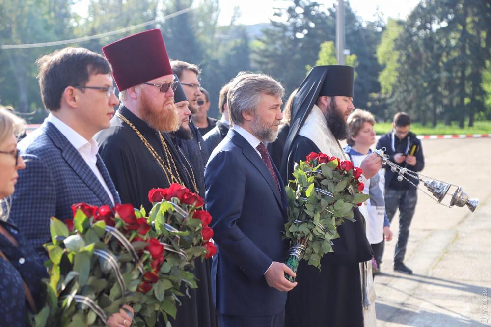 """В Одессе вспоминают жертв трагедии """"2 мая"""""""