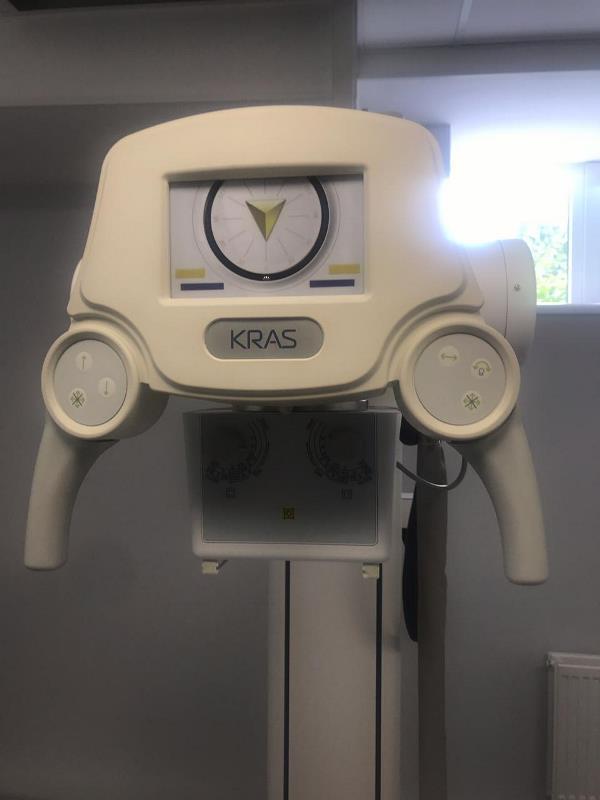 В Тарутино на базе ЦРБ открыли современный рентген-диагностический кабинет