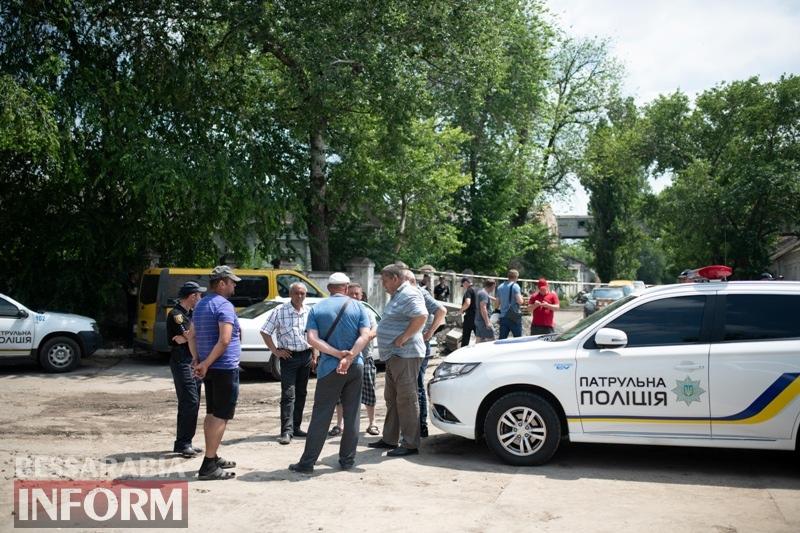 Самоуправство и грабеж: по факту событий на Измаильском элеваторе полиция открыла несколько уголовных производств