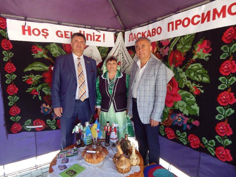 Национальную кухню гагаузов из Виноградовки Болградского района высоко оценили в Теплодаре