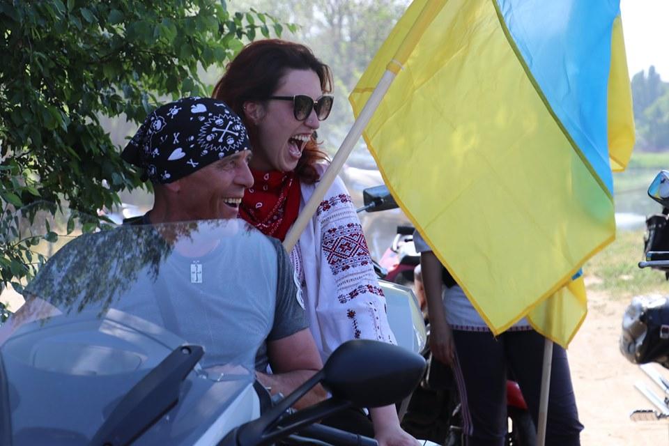 Байкеры в шароварах, казацкий двобой и украинский фольклор: в Аккерманской крепости отгремел фестиваль «Украинская Бессарабия»