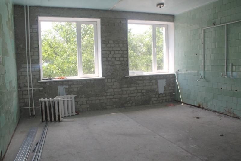 Начат капитальный ремонт детского отделения Арцизской ЦРБ