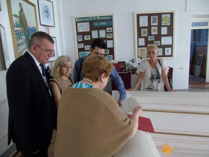 Болградский район посетила Ассоциация болгар мира