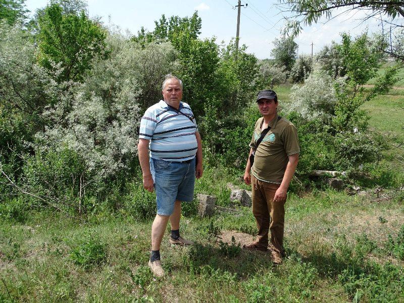В Татарбунарах восстанавливают старое кладбище, которое большевики ликвидировали ещё в 1972 году