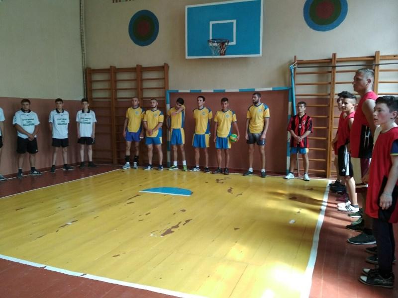 В селе Ореховка Болградского района состоялся памятный турнир по волейболу