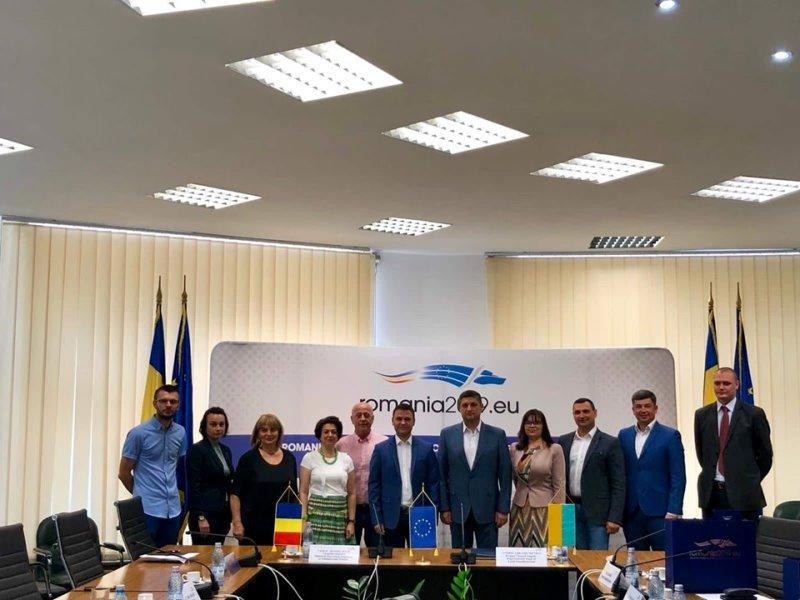 В Бухаресте подписан важный для Измаила грантовый контракт на 3,5 млн евро