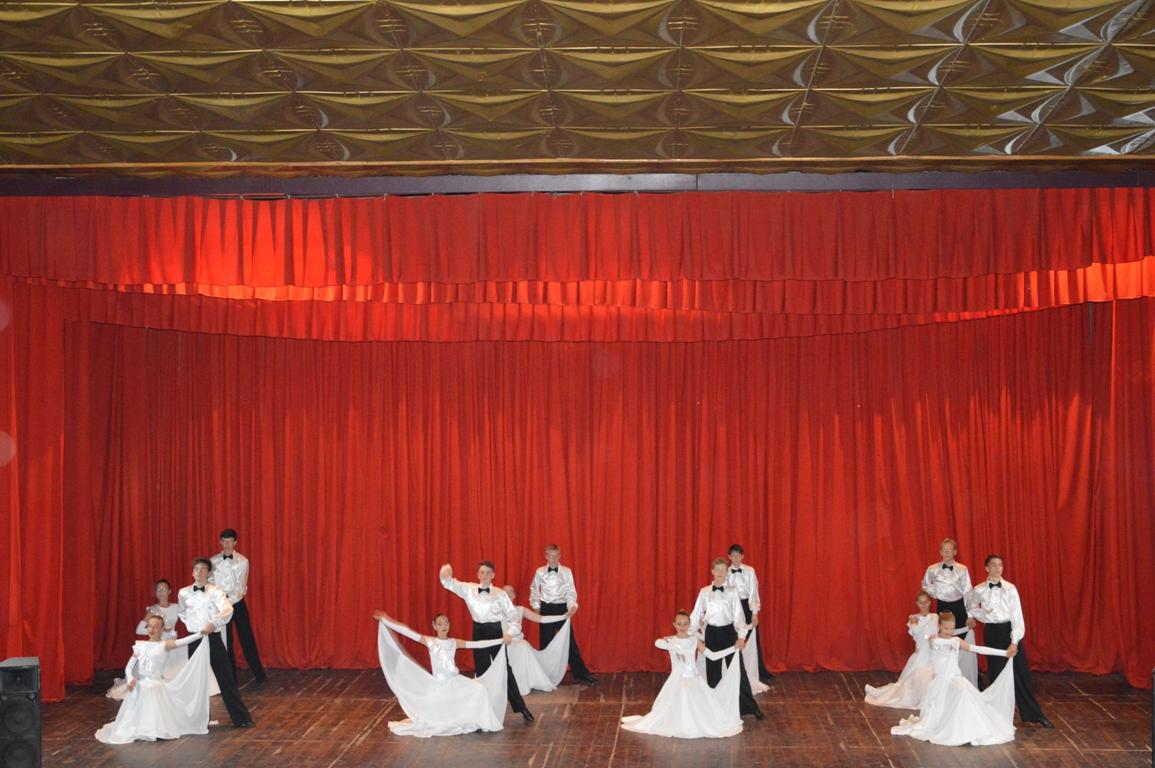 В Килии отчетный концерт хореографического отделения Килийской школы искусств собрал аншлаг (фоторепортаж)