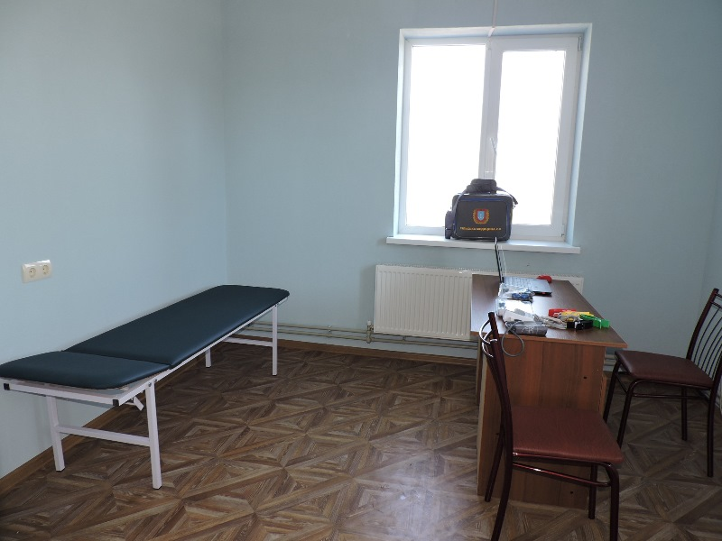 Плюс одна: в Измаильском районе после капремонта открылась еще одна амбулатория - 15-я по счету