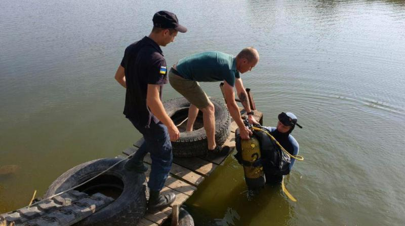 В Одесской области в пруду утонул молодой парень