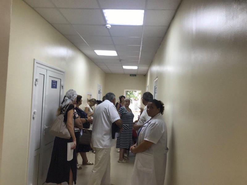 В Одесской области завершился второй этап проекта «Мобильная поликлиника»