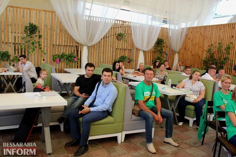 ЗЕ-кандидат от 143-го округа Виктор Куртев презентовал свою предвыборную программу и вызвал на дебаты Анатолия Урбанского