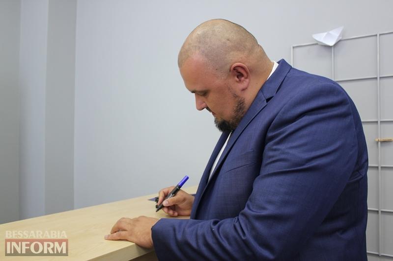 """Созданный для моряков: в Измаиле состоялось открытие современного сервисного центра """"Морречсервис"""""""