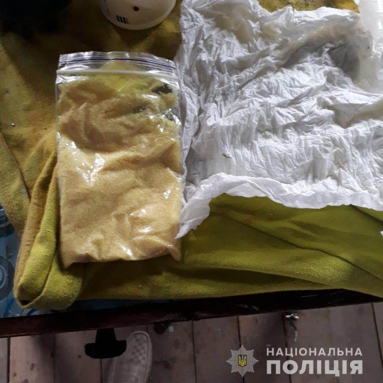 В Аккермане полиция ликвидировала нарколабораторию, которую обнаружили в доме местного жителя