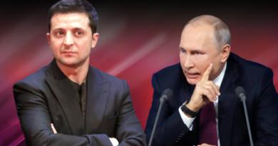 Зеленский предложил Путину встретиться на территории украинского Донбасса