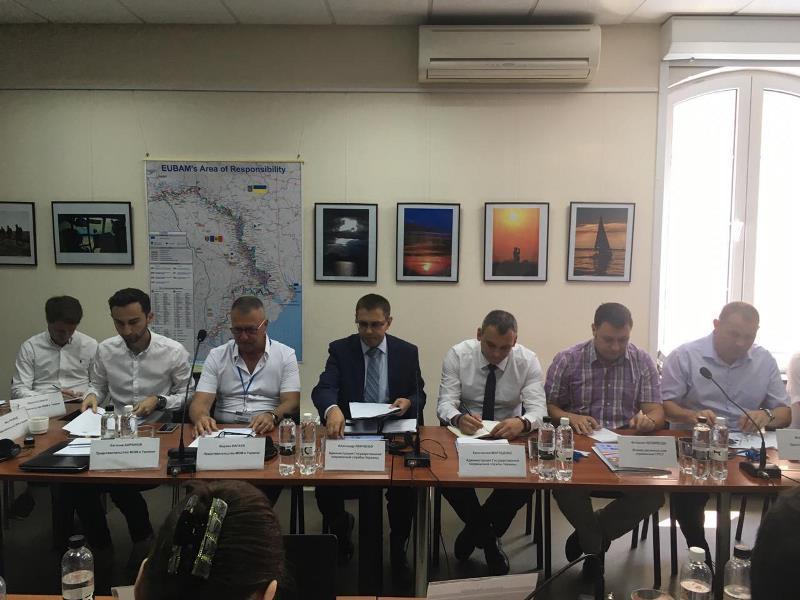 Реконструкция пунктов пропуска «Кучурган-Первомайск» и «Рени-Джурджюлешты» на 70% завершен