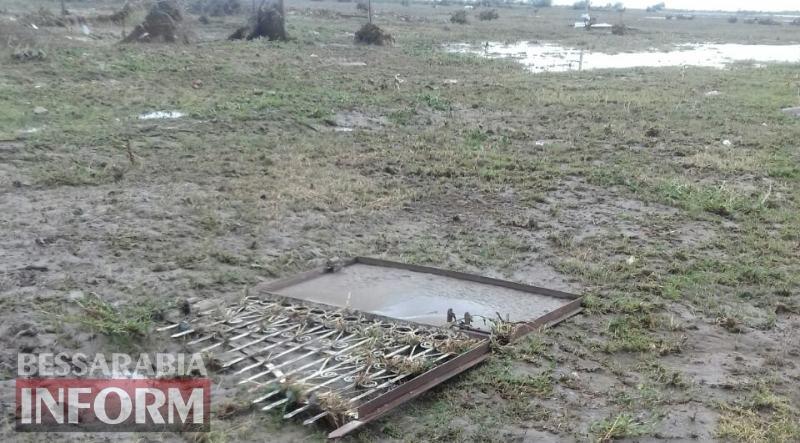 Жертва стихии: в Белгород-Днестровском районе мужчина не смог спастись от селевого потока и утонул