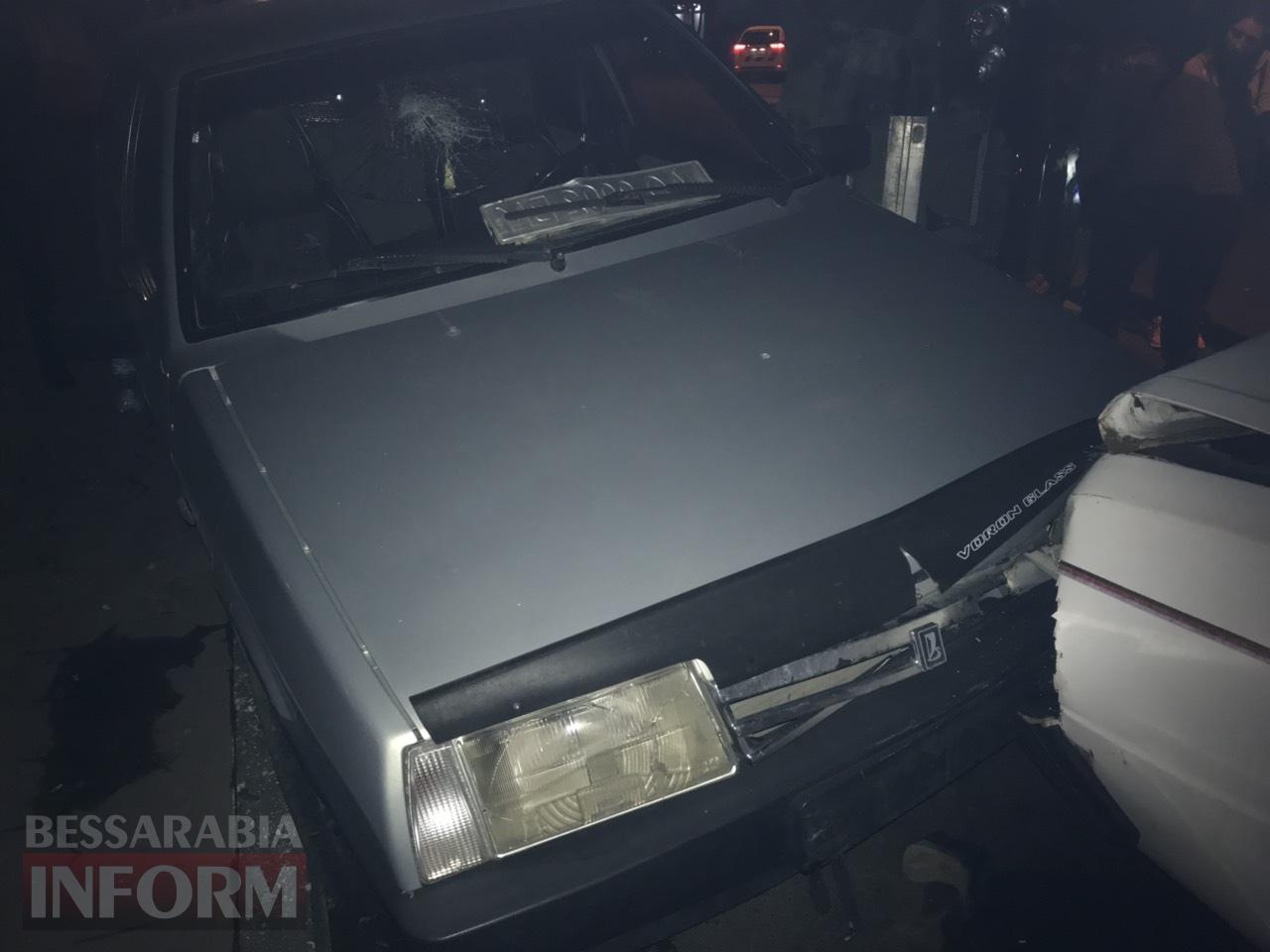 """В Измаиле Subaru на огромной скорости устроил """"месиво"""" из автомобилей"""