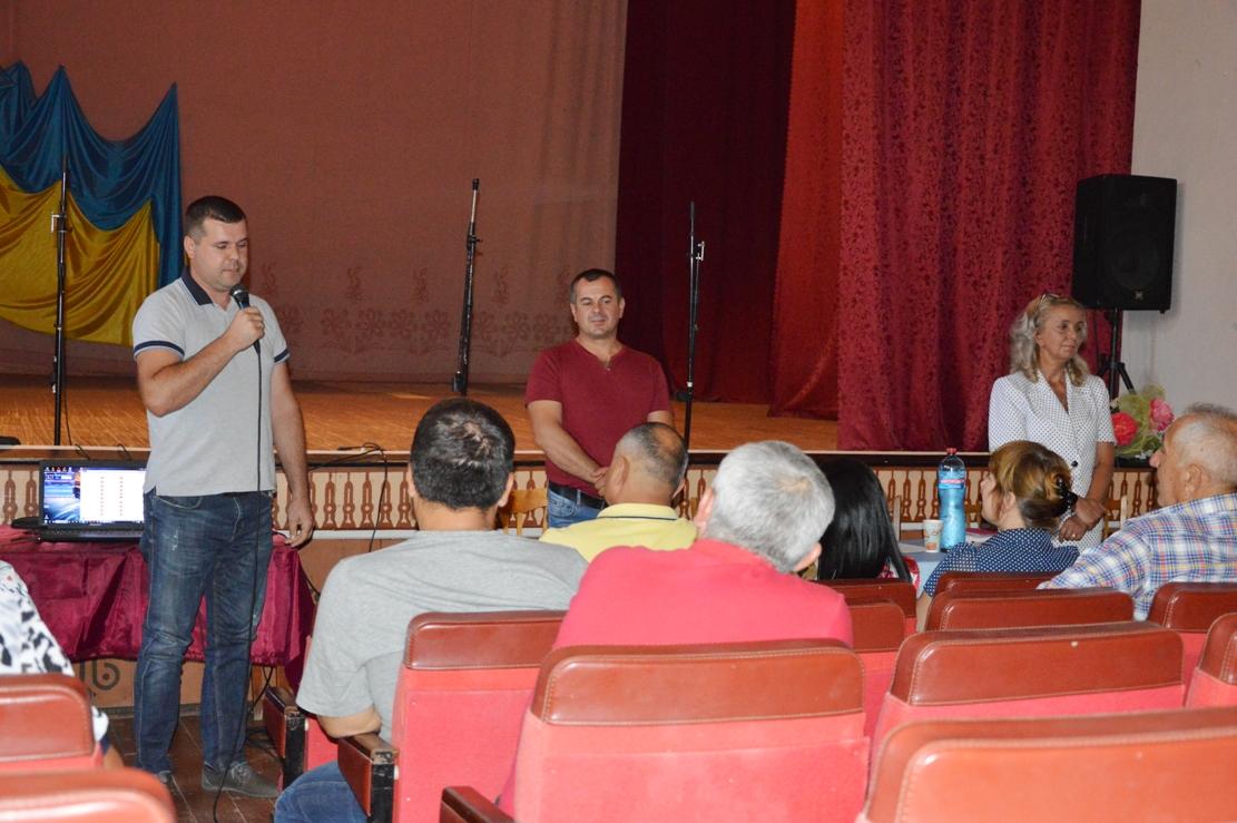 Село Новосёловка выразило желание войти в состав Килийской объединенной территориальной громады