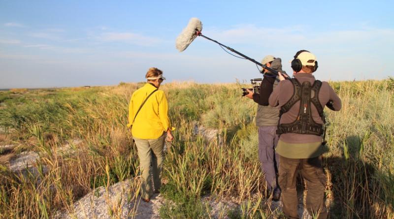 О нацпарке «Тузловские лиманы» на протяжении года будут снимать документальный фильм