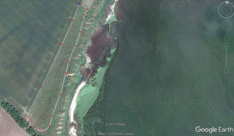 В Татарбунарском районе фермеры распахали часть заповедной зоны национального природного парка