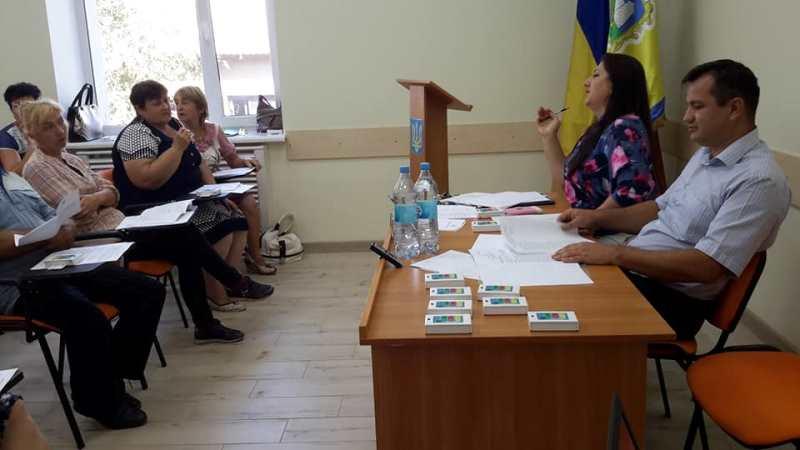 В Татарбунарском районе сельским советам предложили объединиться в одну территориальную громаду