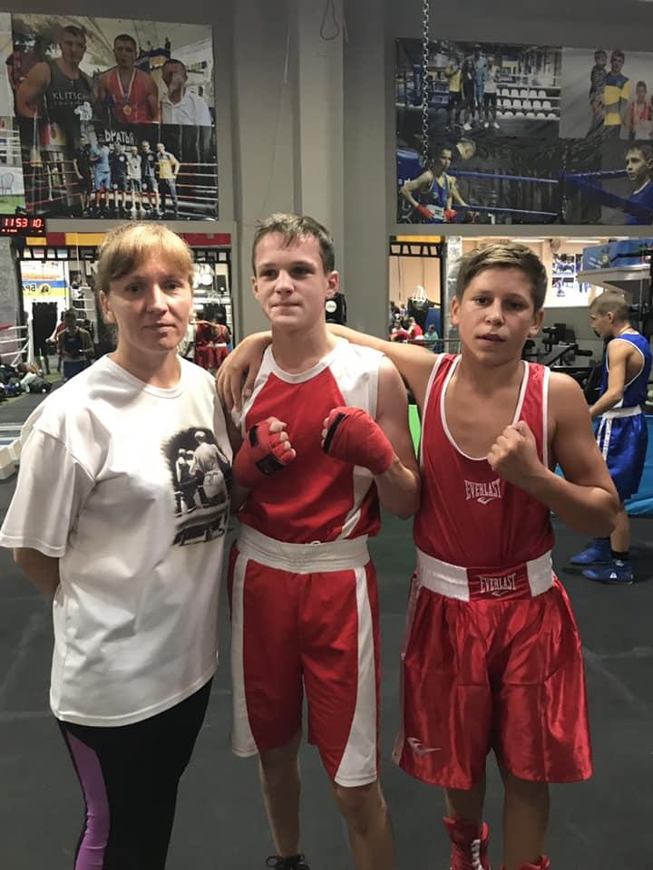 Измаильские боксеры - чемпионы Одесской области