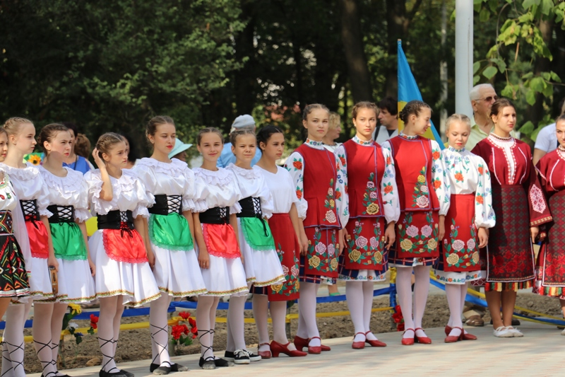 В Рени открылась первая в Украине мультинациональная культурная резиденция DANUBE HQ