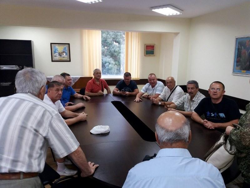 Ветераны Болградского района побывали в Болгарии с дружественным визитом