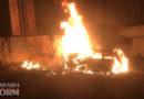 В Килийском районе вследствие ДТП два человека сгорели заживо во взорвавшемся автомобиле