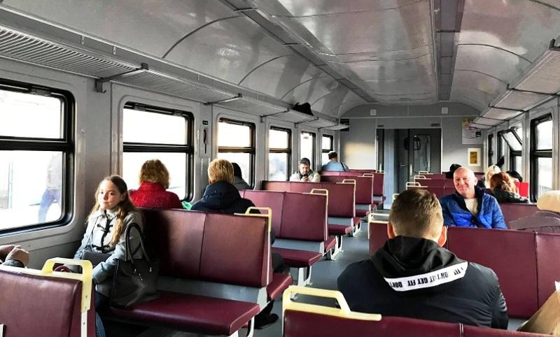 Аккерманцы будут путешествовать с комфортом: в Одесской области появилась модернизированная электричка