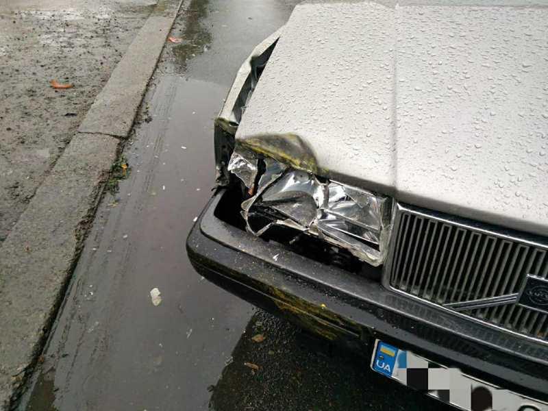 Не уступил дорогу: в Измаиле произошло ДТП с участием такси