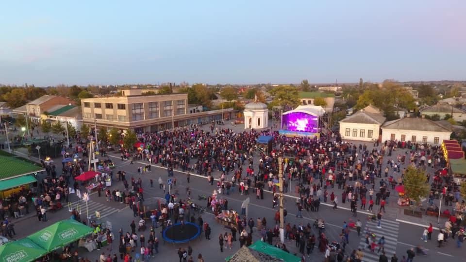 #Килия2701: яркие моменты Дня рождения самого древнего города Украины в сотне фотографий
