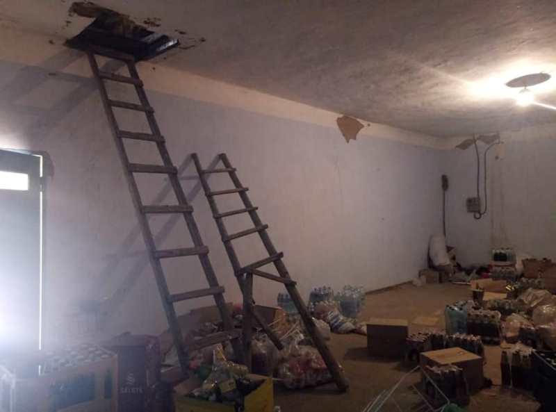 Злоумышленников, которые обокрали склад продуктового магазина в Тарутинском районе, нашли в Одессе