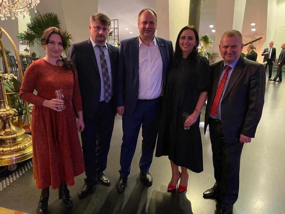В Германии на ассамблее Европейских приграничных регионов презентовали украинскую Бессарабию и договорились о проведении в Измаиле конференция АЕПР