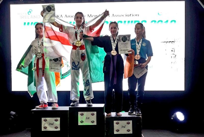 Юные аккерманские кикбоксеры стали призерами чемпионата мира в Ирландии