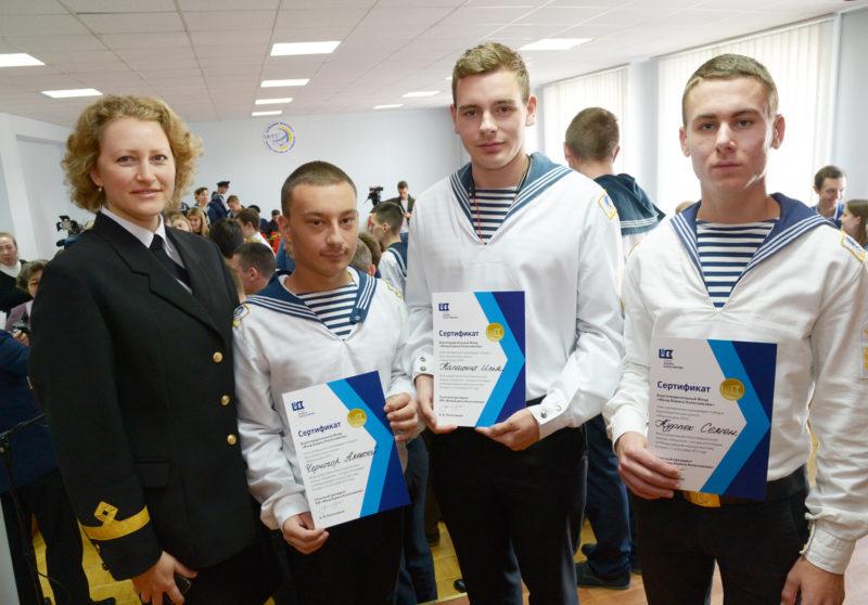 Студенты морских вузов Измаила и Килии едут на масштабный форум в Нидерланды