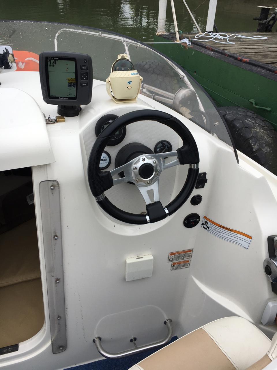 Измаильские пограничники задержали в водах Дуная румынский катер с итальянцами на борту