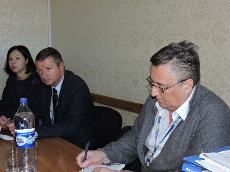 В Измаильский район прибыли представители специальной мониторинговой миссии ОБСЕ