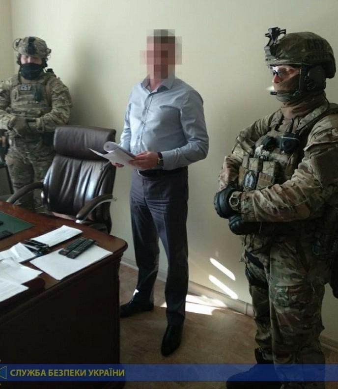 СБУ задержала экс-заместителя главы Минэкономики
