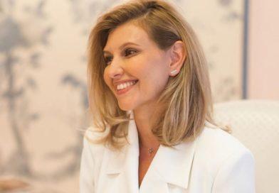Первая леди Елена Зеленская выздоровела от коронавируса