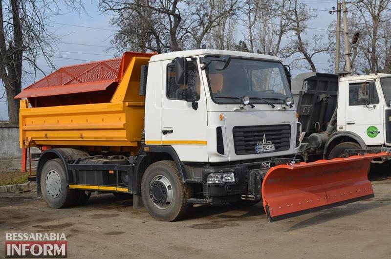 """Чистить дороги Бессарабии от снега и гололеда будет снова """"Евродор"""" - как компания готовится к осенне-зимнему периоду"""