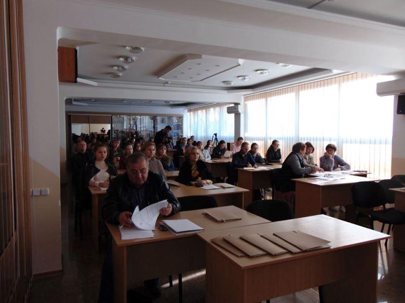 В Измаильском университете говорили о защите животных Придунавья