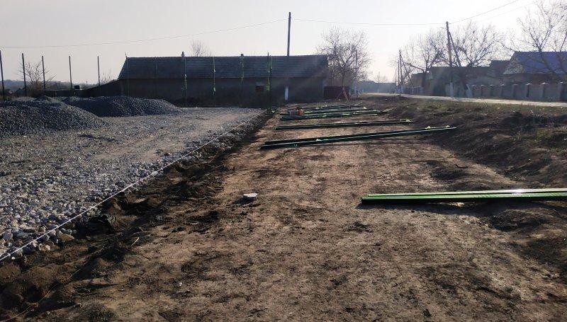Белгород-Днестровский район: в Маразлиевской ОТГ вскоре появится второе мини-поле с искусственным покрытием