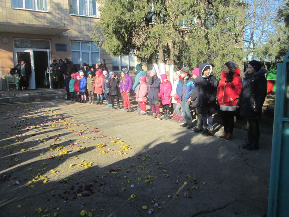 В Килийском районе похоронили погибшую на пожаре в Одессе студентку Ксению Бабенко