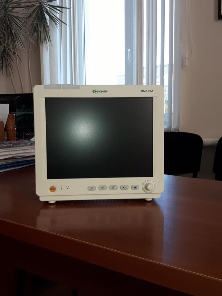 Новому отделению - новое оборудование: для Килийской многопрофильной больницы закупили современную аппаратуру