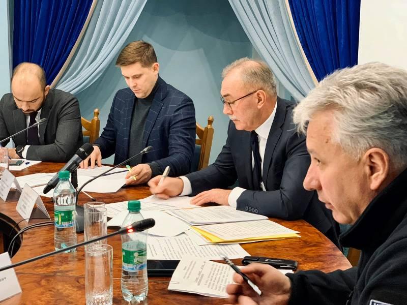 Комиссия по расследованию пожара в одесском колледже отчитается правительству до 20 декабря