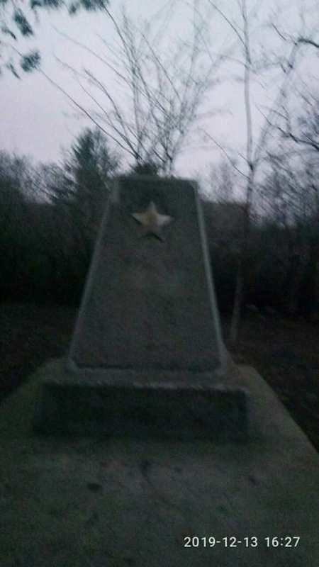 В Белгород-Днестровском районе демонтировали один из последних в стране памятников Ленину