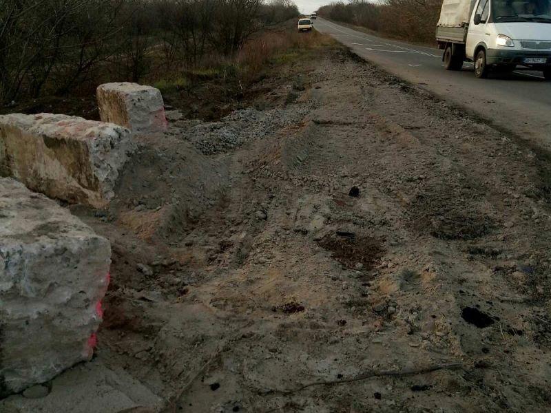 В Болградском районе завершился ремонт аварийного моста - проезд открыт