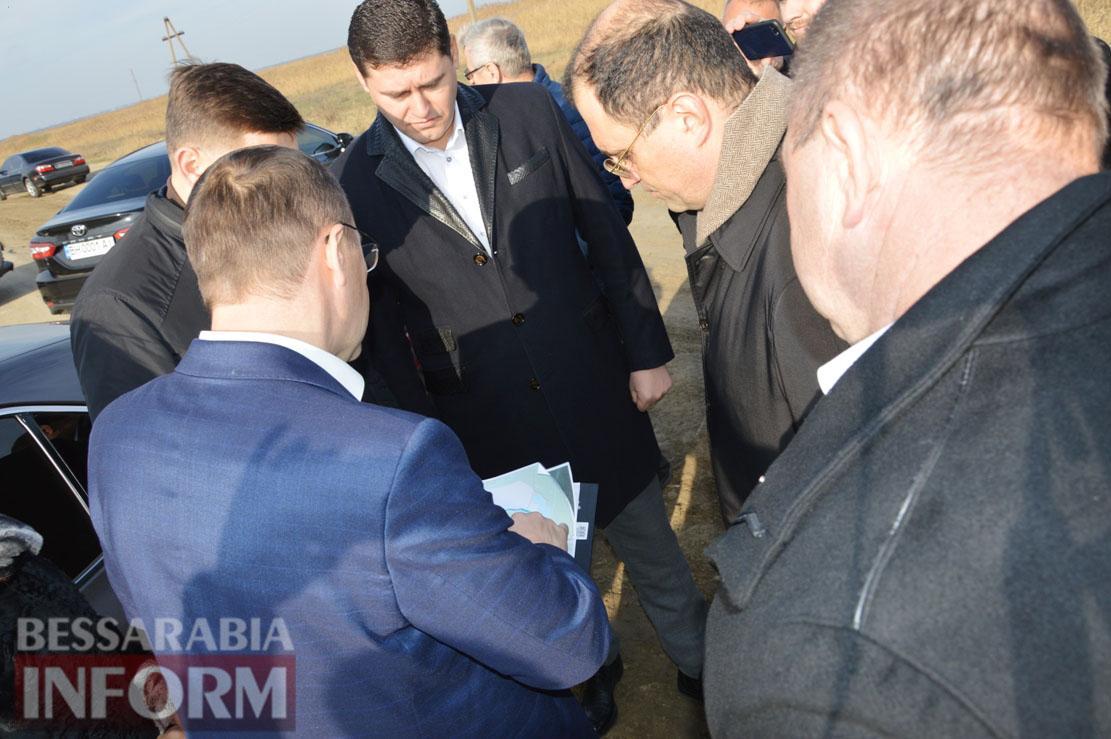 Глава Одесской ОГА пообещал поддержать Килию в ремонте дороги Т-16-07