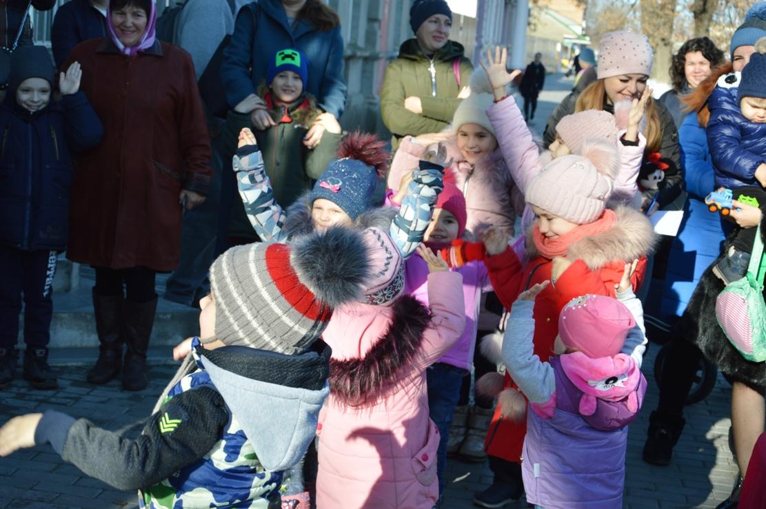 Новый год всё ближе: в Килии впервые открыли Резиденцию Деда Мороза